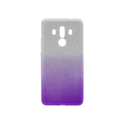 Huawei Mate 10 Pro - Gumiran ovitek (TPUB) - vijolična