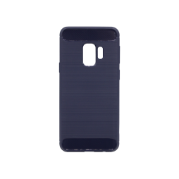 Samsung Galaxy S9 - Gumiran ovitek (TPU) - moder A-Type