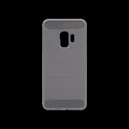 Samsung Galaxy S9 - Gumiran ovitek (TPU) - siv A-Type
