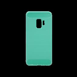 Samsung Galaxy S9 - Gumiran ovitek (TPU) - zelen A-Type