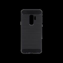 Samsung Galaxy S9+ - Gumiran ovitek (TPU) - črn A-Type