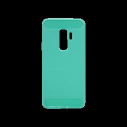 Samsung Galaxy S9+ - Gumiran ovitek (TPU) - zelen A-Type