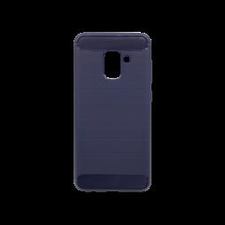 Samsung Galaxy A8 (2018) - Gumiran ovitek (TPU) - moder A-Type