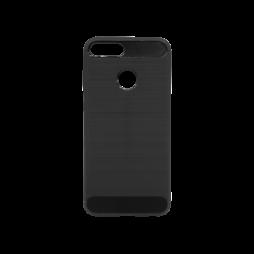 Huawei Honor 9 Lite - Gumiran ovitek (TPU) - črn A-Type