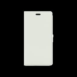 Samsung Galaxy A8 (2018) - Preklopna torbica (WLG) - bela