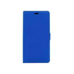 Samsung Galaxy A8 (2018) - Preklopna torbica (WLG) - modra