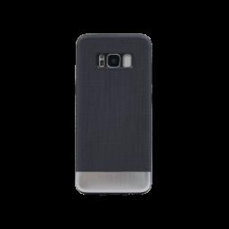 Samsung Galaxy S8 - Okrasni pokrovček (70LS) - srebrn