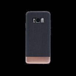 Samsung Galaxy S8 - Okrasni pokrovček (70LS) - roza-zlat