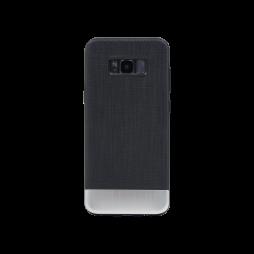 Samsung Galaxy S8+ - Okrasni pokrovček (70LS) - srebrn