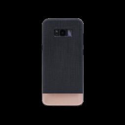 Samsung Galaxy S8+ - Okrasni pokrovček (70LS) - roza-zlat