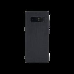 Samsung Galaxy Note 8 - Okrasni pokrovček (70LS) - črn