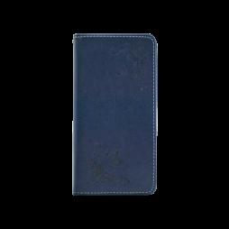 Huawei Mate 10 Lite - Preklopna torbica (WLGO-Butterfly) - modra