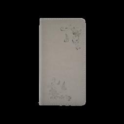 Huawei Mate 10 Lite - Preklopna torbica (WLGO-Butterfly) - siva