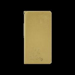Huawei Mate 10 Lite - Preklopna torbica (WLGO-Butterfly) - zlata