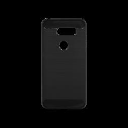 LG V30 - Gumiran ovitek (TPU) - črn A-Type