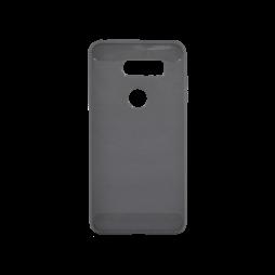 LG V30 - Gumiran ovitek (TPU) - siv A-Type