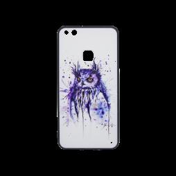 Huawei P10 Lite - Gumiran ovitek (TPUP) - Owl