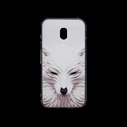 Samsung Galaxy J3 (2017) - Gumiran ovitek (TPUP) - Wolf