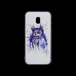 Samsung Galaxy J3 (2017) - Gumiran ovitek (TPUP) - Owl