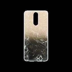 Huawei Mate 10 Lite - Gumiran ovitek (TPUP) - Marble 1