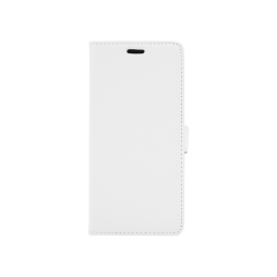 Samsung Galaxy S9 - Preklopna torbica (WLG) - bela