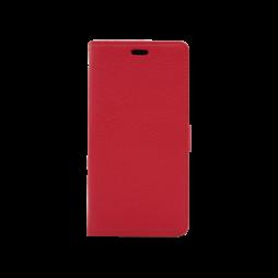 Samsung Galaxy S9+ - Preklopna torbica (WLG) - rdeča