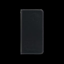 Samsung Galaxy A8 (2018) - Preklopna torbica (WLGO-Butterfly) - črna