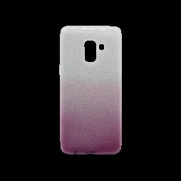 Samsung Galaxy A8 (2018) - Gumiran ovitek (TPUB) - kavna