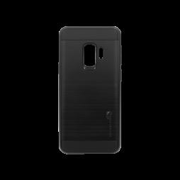 Samsung Galaxy S9 - Gumiran ovitek (ARM-01) - črn