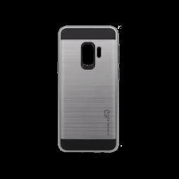 Samsung Galaxy S9 - Gumiran ovitek (ARM-01) - siv