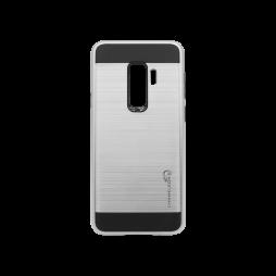 Samsung Galaxy S9+ - Gumiran ovitek (ARM-01) - srebrn