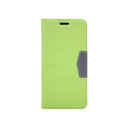 Samsung Galaxy A8 (2018) - Preklopna torbica (47G) - zelena
