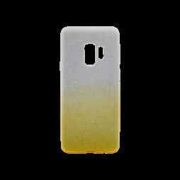 Samsung Galaxy S9 - Gumiran ovitek (TPUB) - rumena