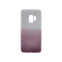 Samsung Galaxy S9+ - Gumiran ovitek (TPUB) - kavna