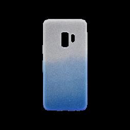Samsung Galaxy S9+ - Gumiran ovitek (TPUB) - modra