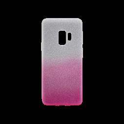 Samsung Galaxy S9+ - Gumiran ovitek (TPUB) - roza