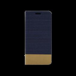 Samsung Galaxy S9+ - Preklopna torbica (67G) - temno modra