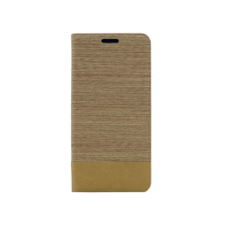 Samsung Galaxy S9+ - Preklopna torbica (67G) - svetlo rjava