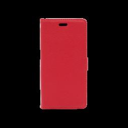 Huawei P Smart - Preklopna torbica (WLG) - rdeča