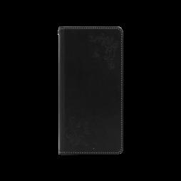Samsung Galaxy S9+ - Preklopna torbica (WLGO-Butterfly) - črna