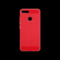 Huawei Honor 9 Lite - Gumiran ovitek (TPU) - rdeč A-Type