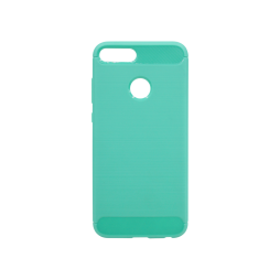 Huawei Honor 9 Lite - Gumiran ovitek (TPU) - zelen A-Type