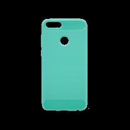 Huawei P Smart - Gumiran ovitek (TPU) - zelen A-Type