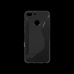 Huawei Honor 9 Lite - Gumiran ovitek (TPU) - črn CS-Type