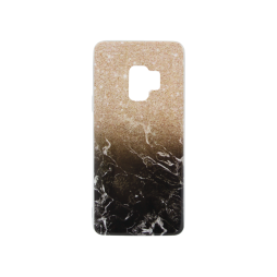 Samsung Galaxy S9 - Gumiran ovitek (TPUP) - Marble 1