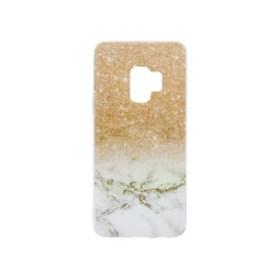 Samsung Galaxy S9 - Gumiran ovitek (TPUP) - Marble 2