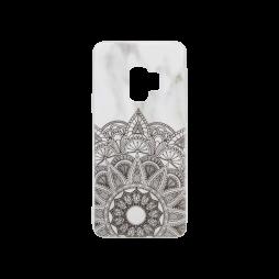 Samsung Galaxy S9 - Gumiran ovitek (TPUP) - Marble 3