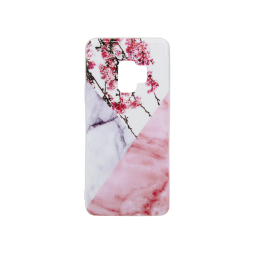 Samsung Galaxy S9 - Gumiran ovitek (TPUP) - Marble 4