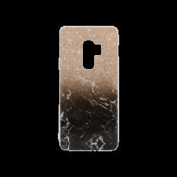 Samsung Galaxy S9+ - Gumiran ovitek (TPUP) - Marble 1