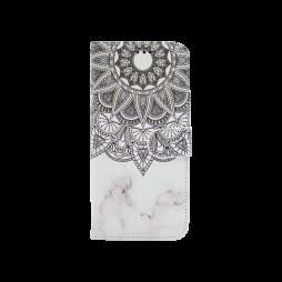 Samsung Galaxy S9 - Preklopna torbica (WLGP) - Marble mandala